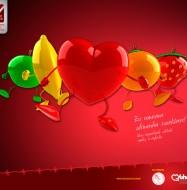 Wallpaper - Alimentos - 1024x768px