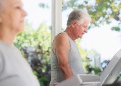 Atividade física não deve parar na velhice