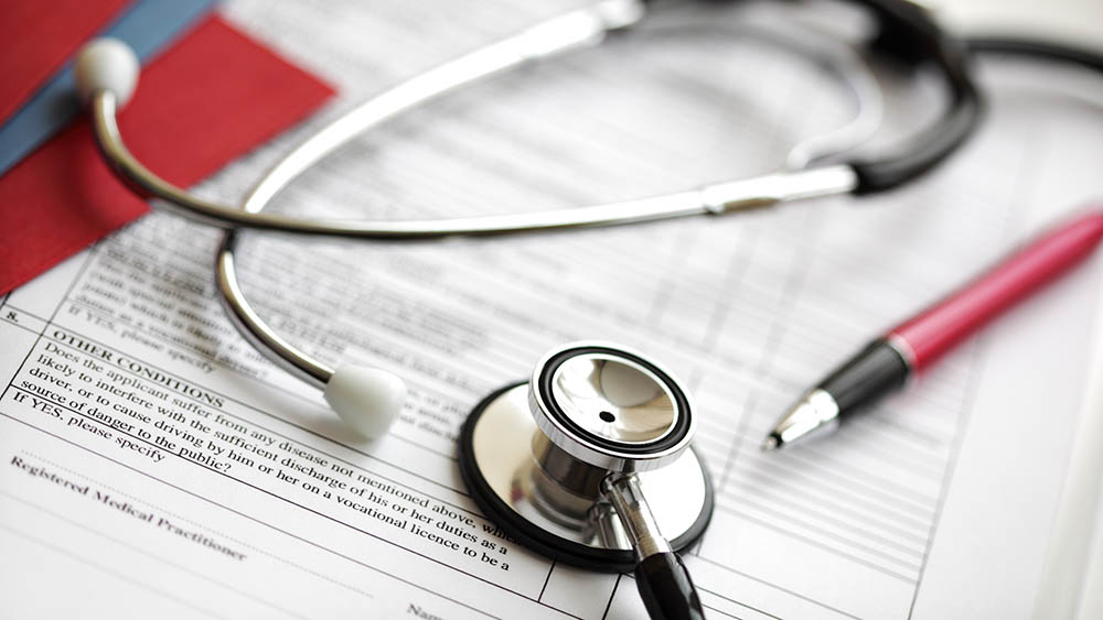 exame medico